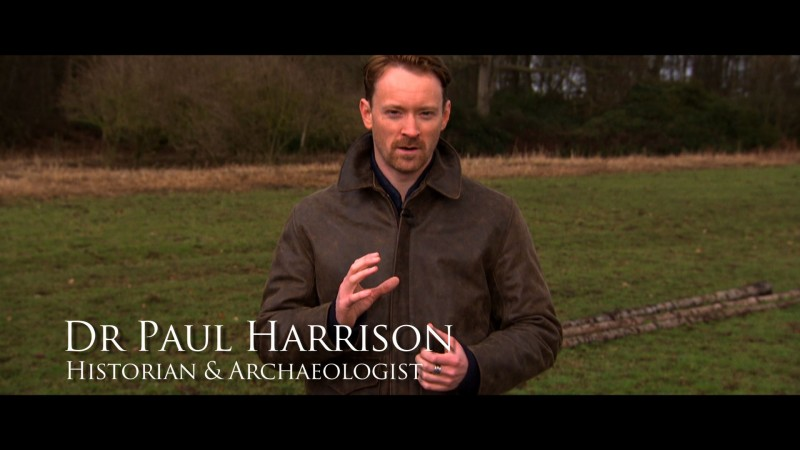 Dr Paul Harrison title