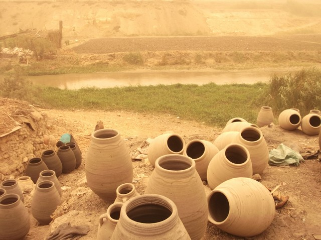 Nazla Pottery Village