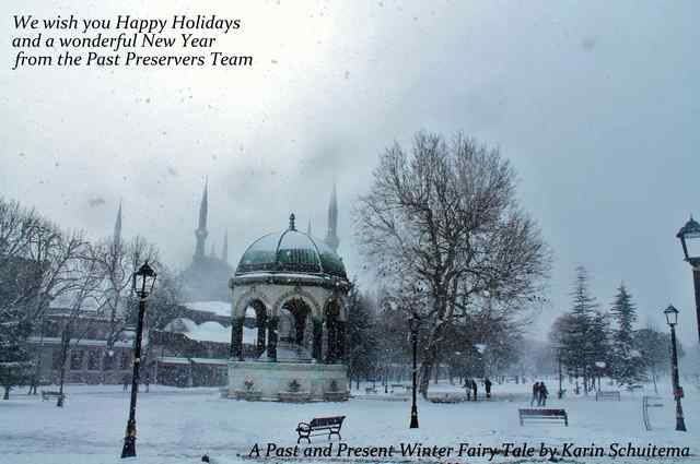 Happy Holidays from the Past Preservers Team