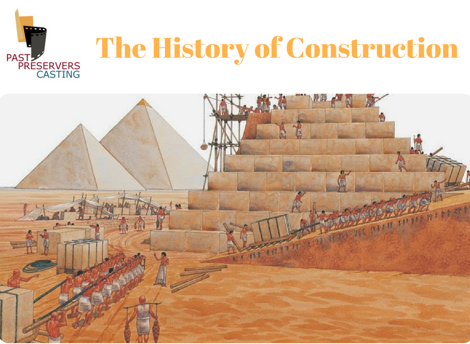 History of Construction