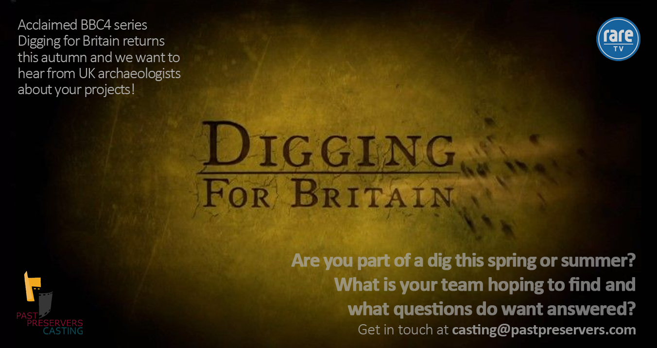 Archaeological Projects in the UK needed!