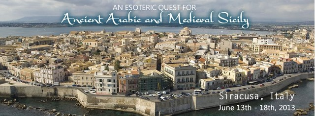 An Esoteric Quest for Ancient, Arabic and Medieval Sicily