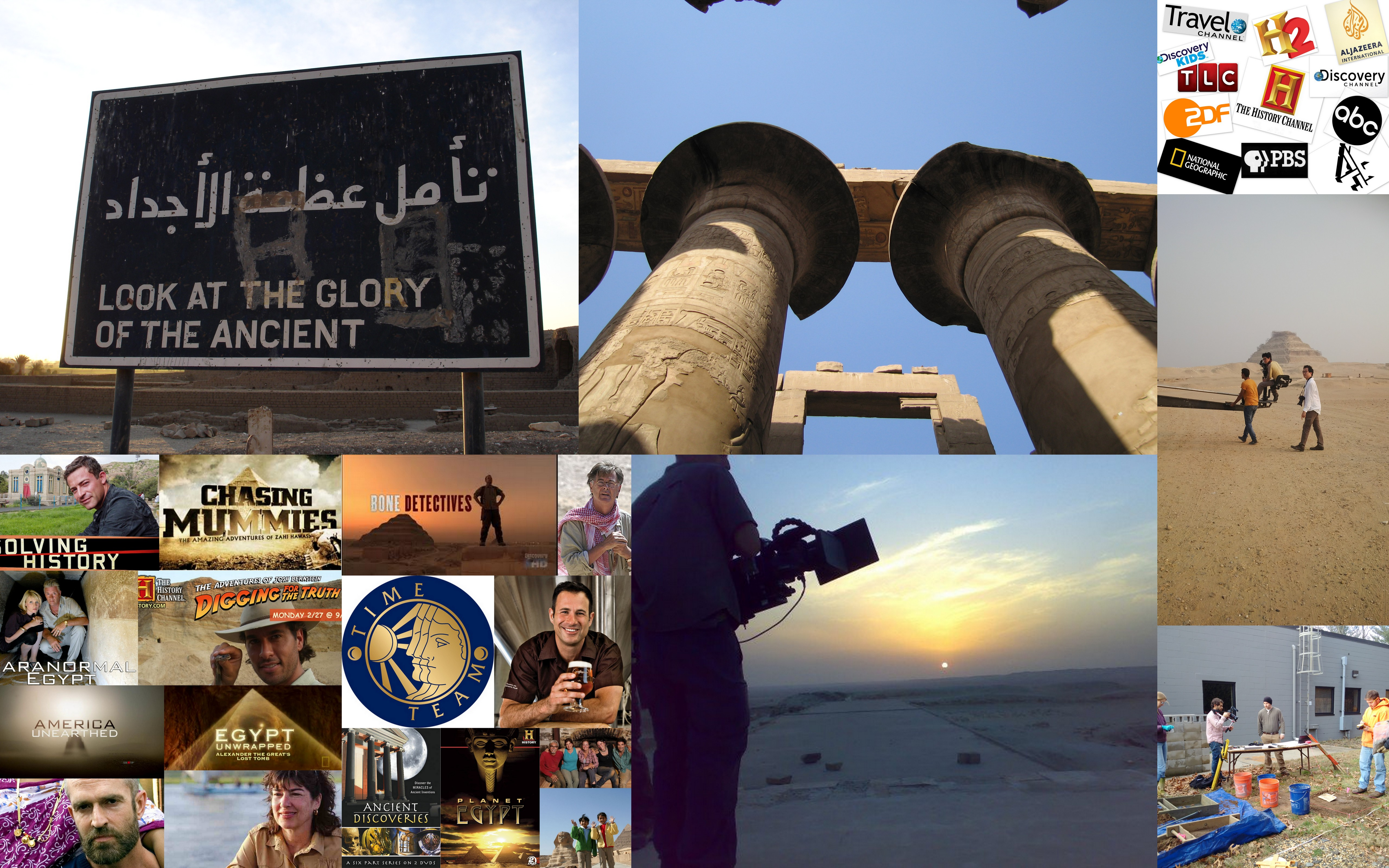 The Archaeology Channel Conference on Cultural Heritage Media & International Film and Video Festival 2016
