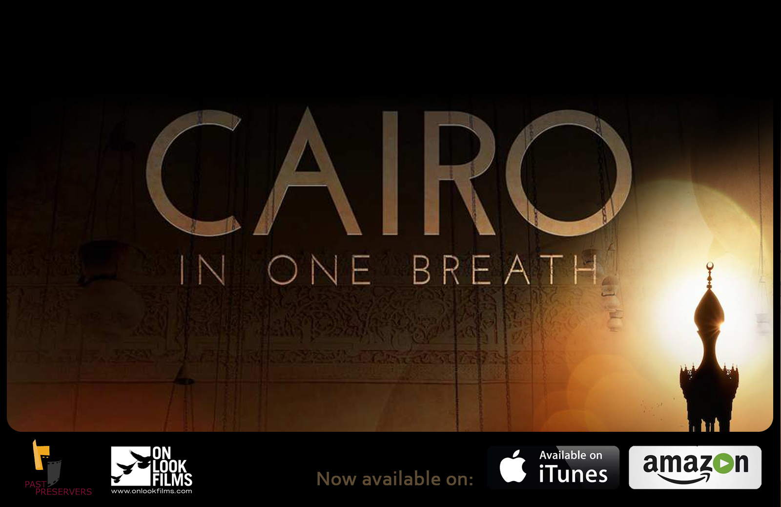 Cairo in One Breath is now available on iTunes and Amazon