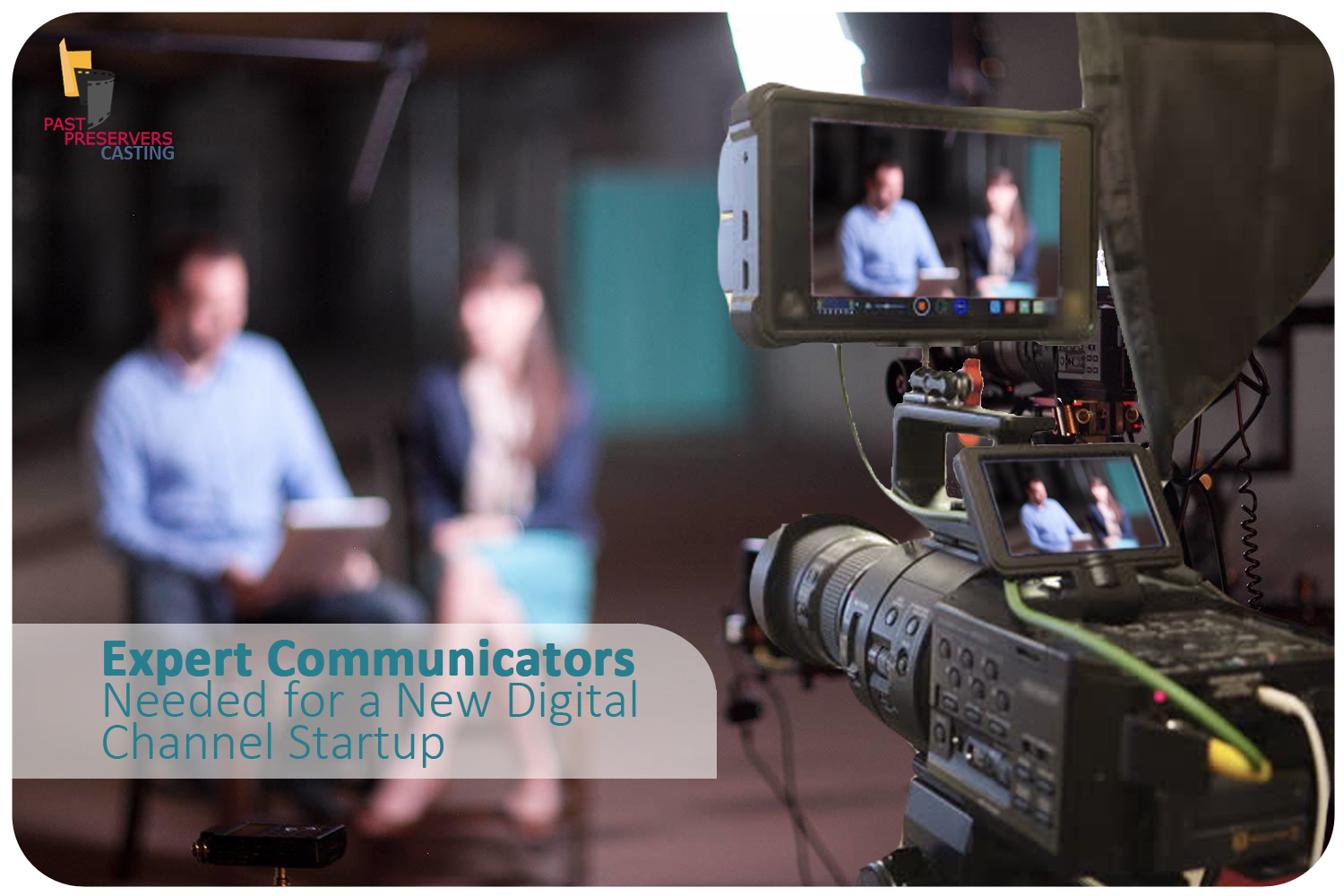 Expert Communicators Needed!