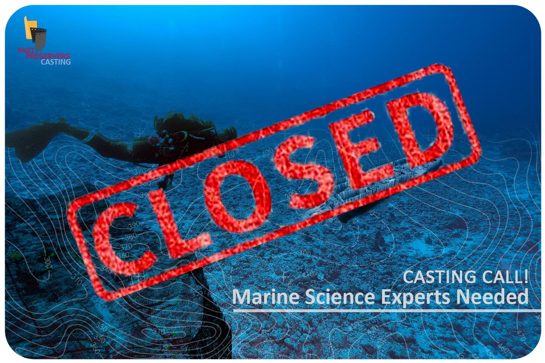 Marine Science Casting