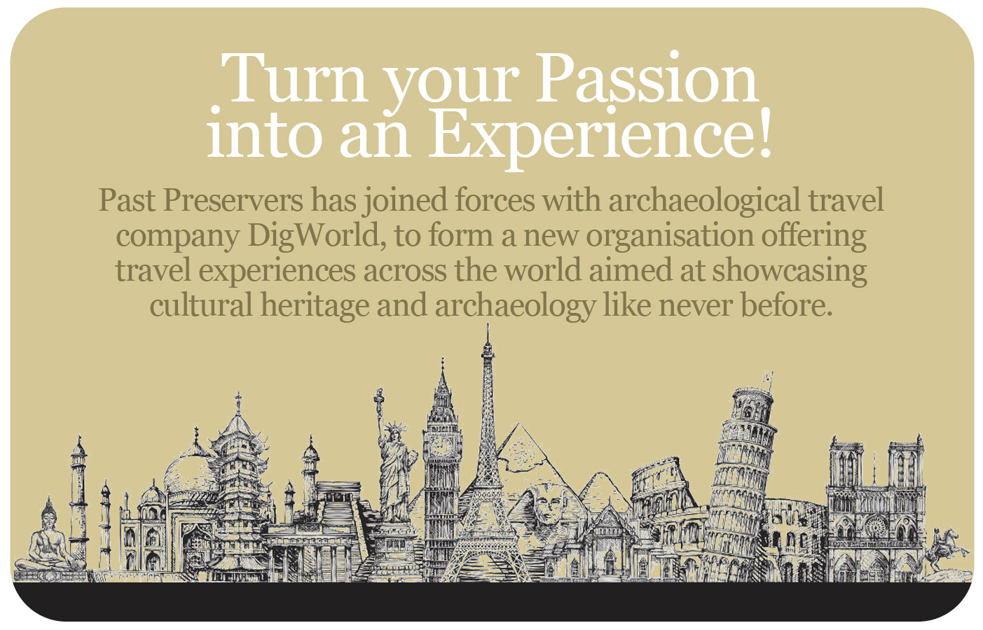 Can you create Travel Experiences for Past Preservers?