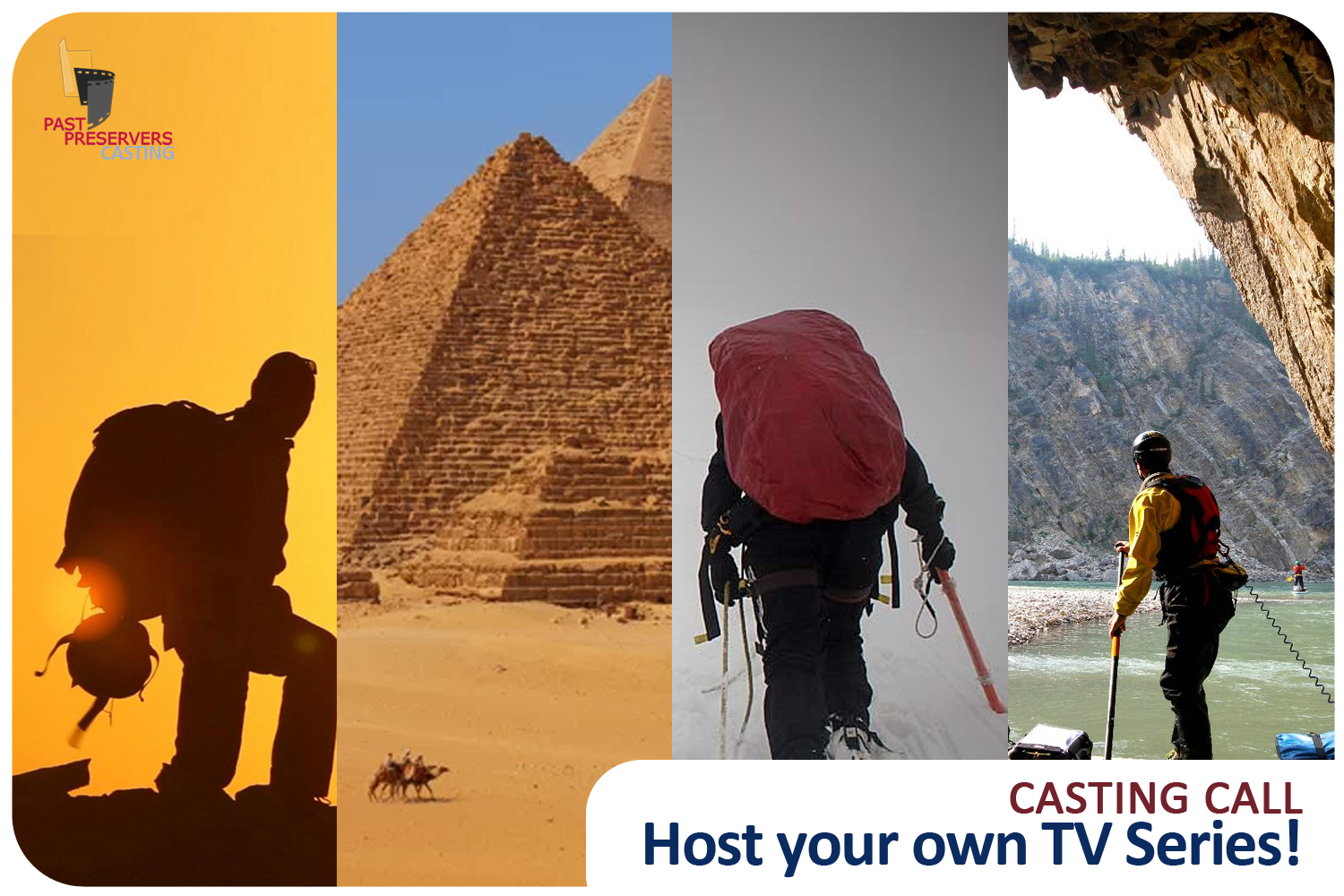 Host your own TV Series!
