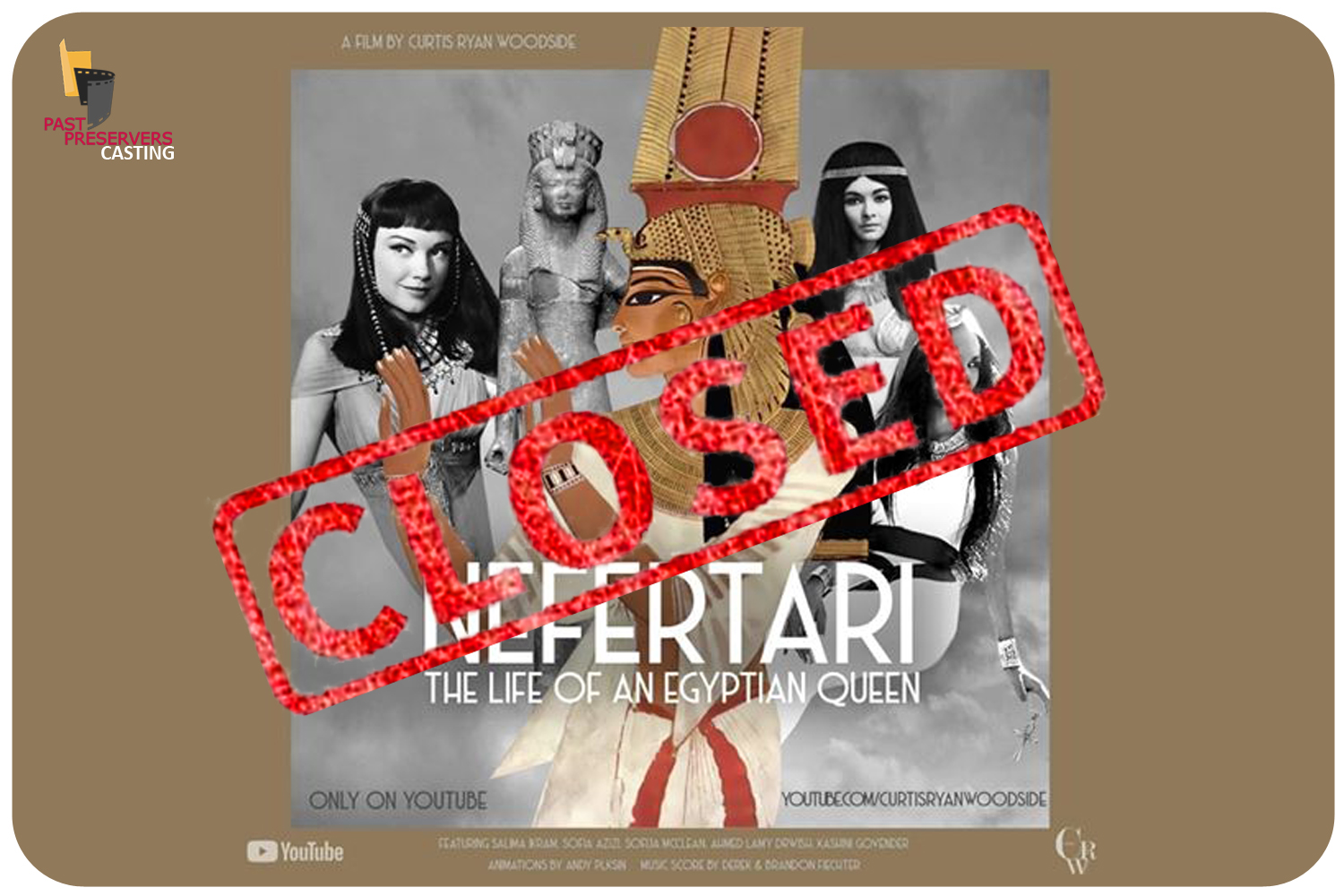 New Nefertari Documentary