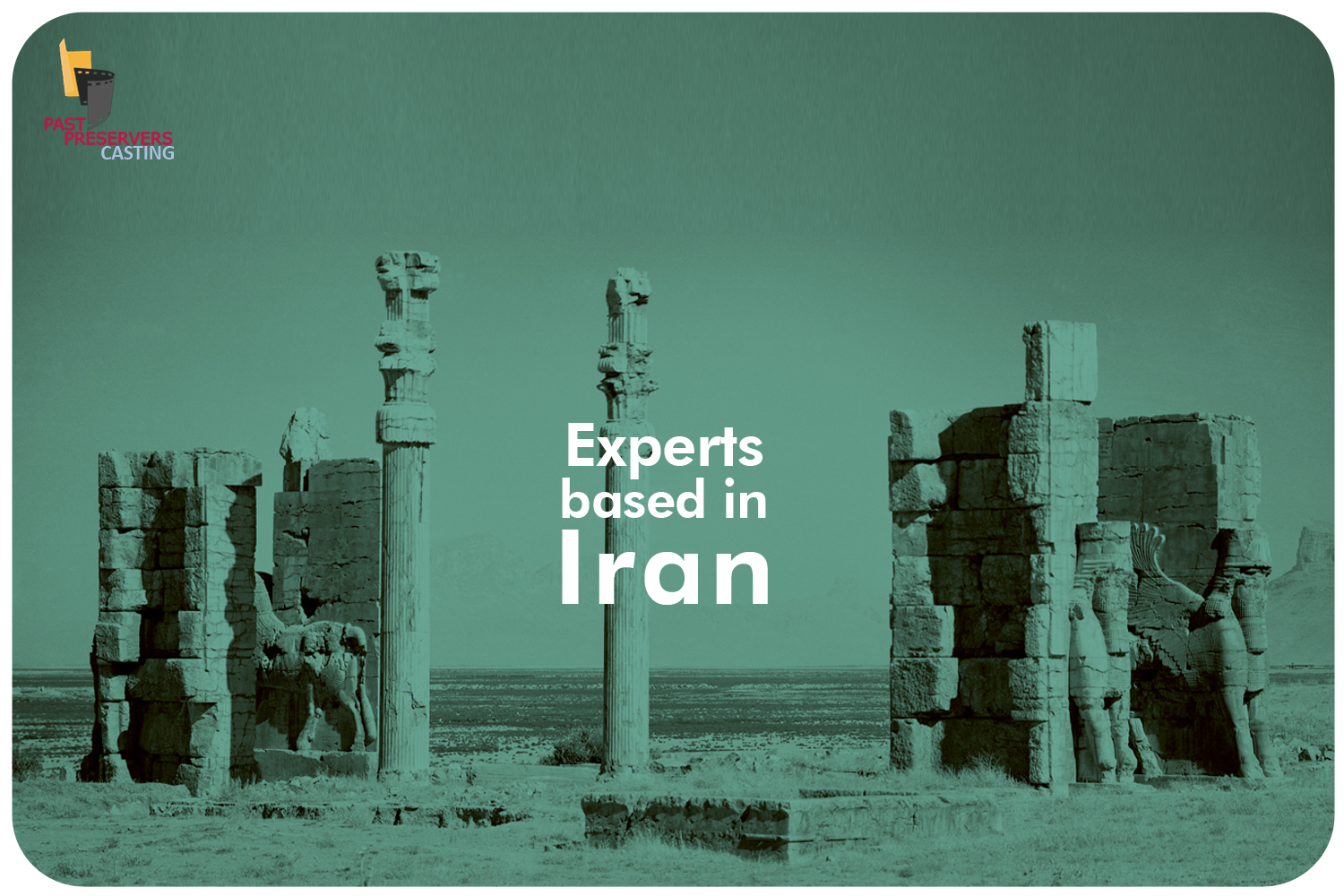 Experts based in Iran Needed!
