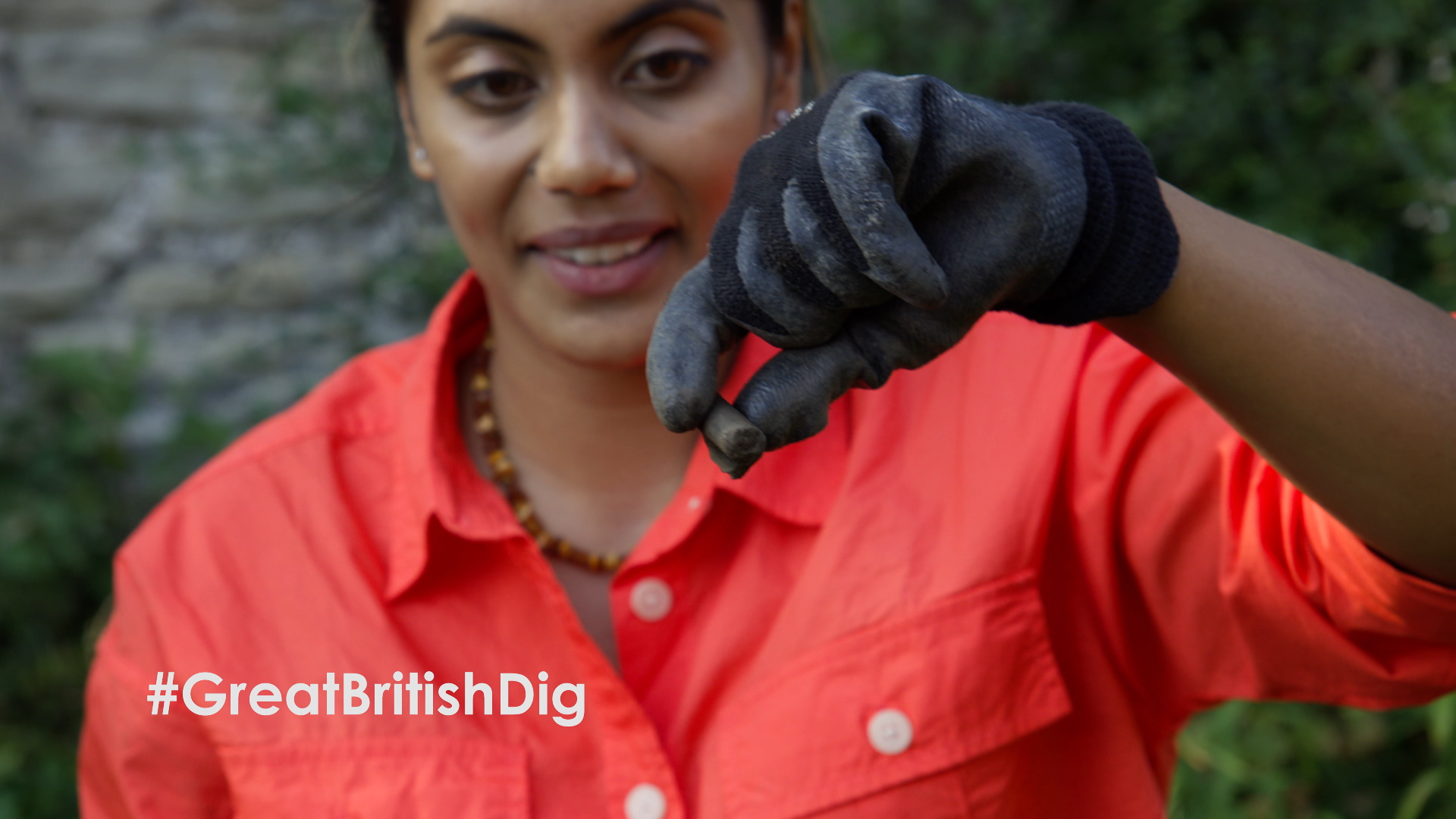 Natasha Billson & The Great British Dig!