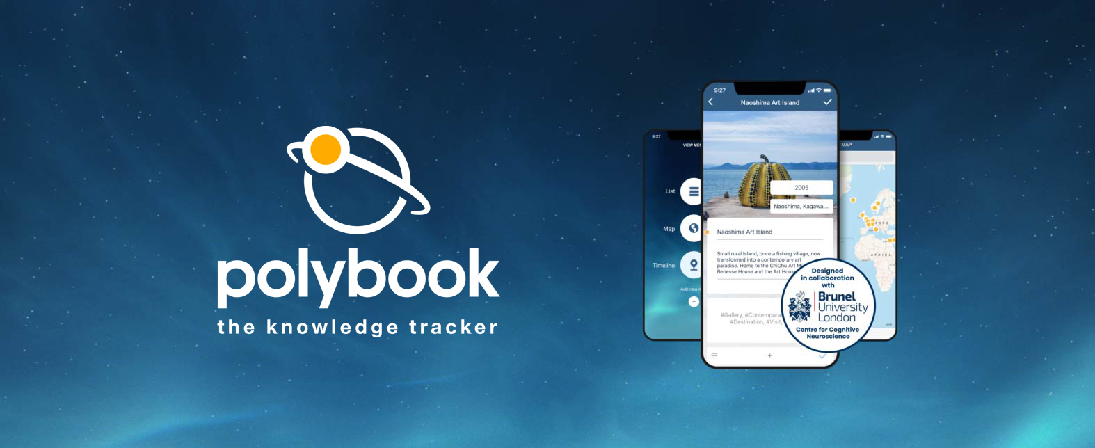 Polybook, Knowledge Tracker!
